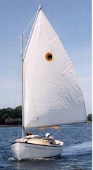 Com-Pac Sun Cat Sailboat