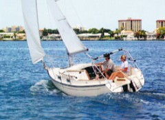 Com-Pac Eclipse Sailboat