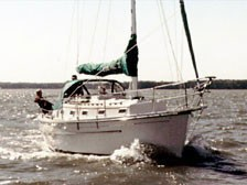 Com-Pac 35 Sailboat