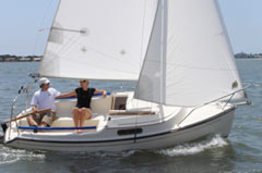 The Com-Pac Legacy Sailboat from Com-Pac Yachts - Gulf