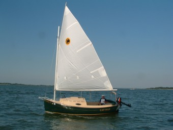Pictures of the Com-Pac Sun Cat by Gulf Island Sails - Punta
