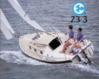 ComPac 23 - Photo of Com-Pac 23/4 sail boat