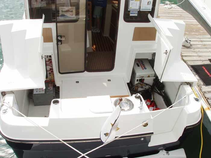 Air Conditioner Boat Hatch Air Conditioner