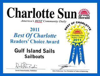 Best source for sailboats in Charlotte County