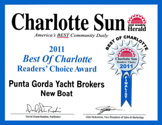 Best source for new boats in Charlotte County