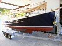 Sailboats from Com-Pac Yachts - Gulf Island Sails